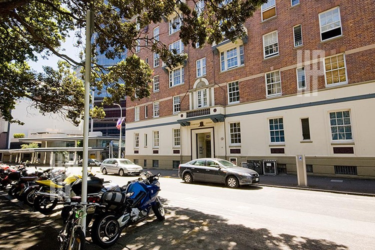 Hampton Court, City Centre, Auckland | Apartment Information